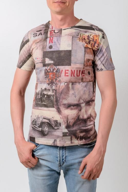 Мужская футболка Sunmiss