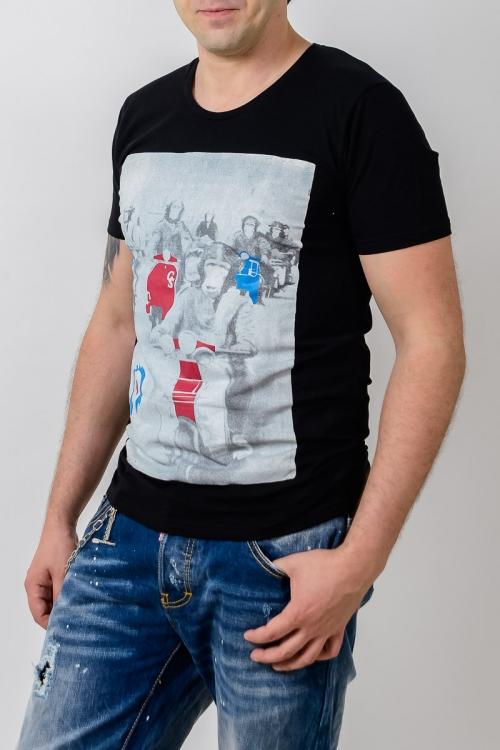 Мужская футболка Mix Limited