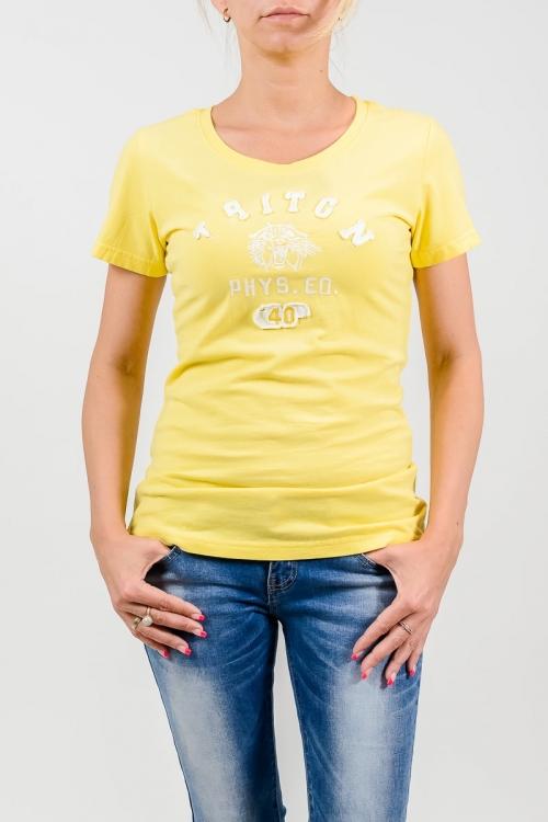 Женская футболка Achelous&Triton
