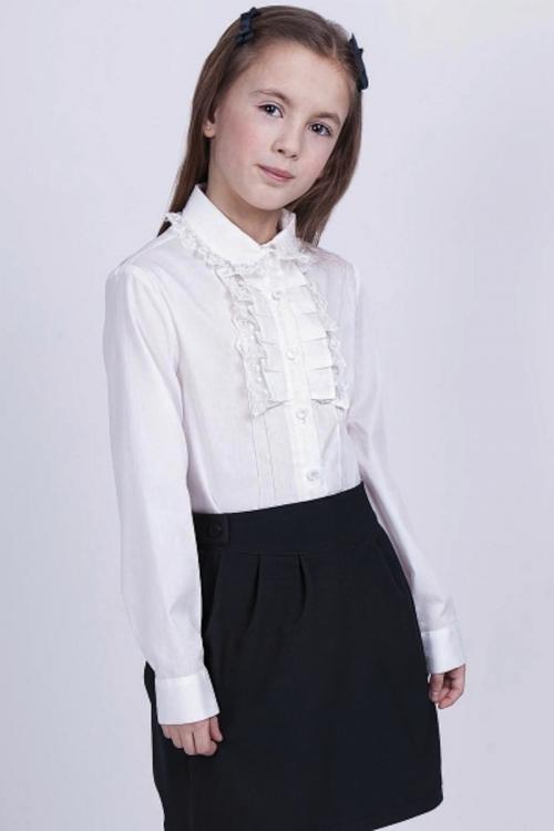 Детская блузка Карамелли