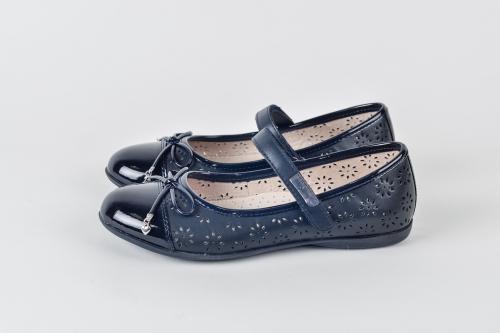 Туфли школьные для девочек Kapika