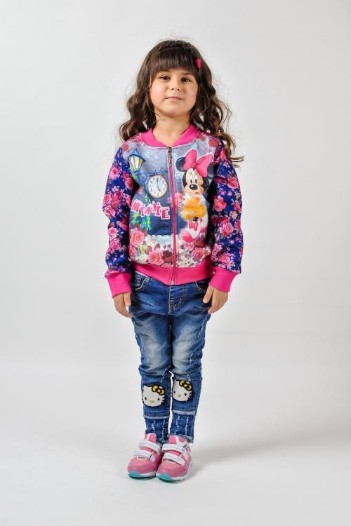 Олимпийка для девочки  Kids Wear
