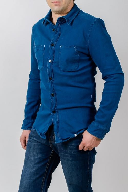 Мужская рубашка Allsaints Spitalfields