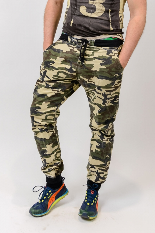 Мужские штаны милилитари Obey Propaganda
