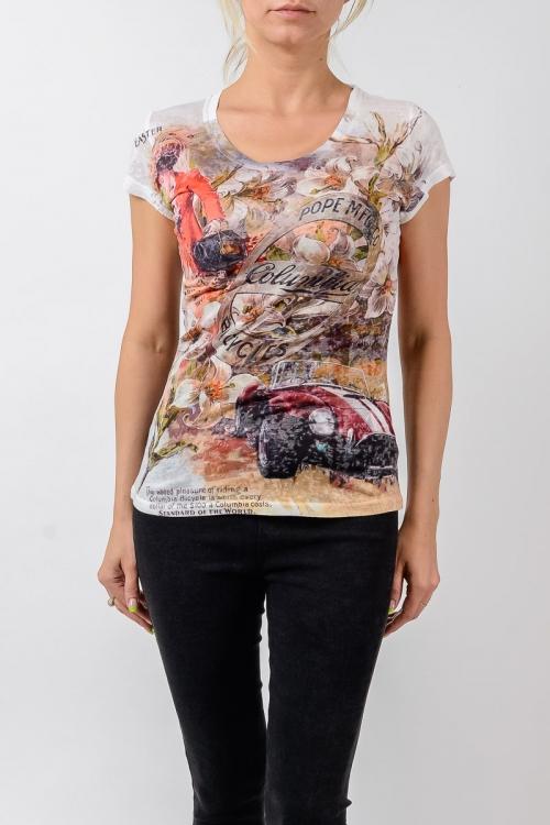 Женская футболка Sunmiss