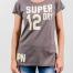 Женская футболка Superdry