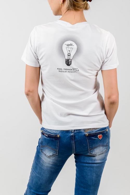 Женская футболка KGDL