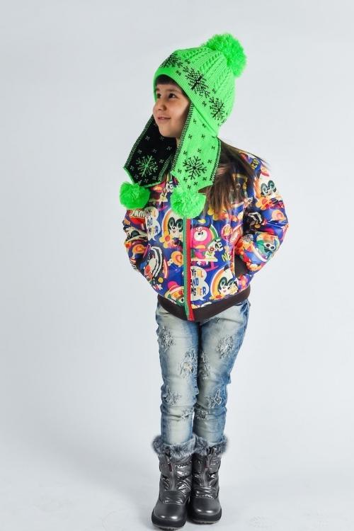 Детская куртка Joyful And Monster