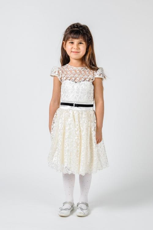 Детское платье Карамелли